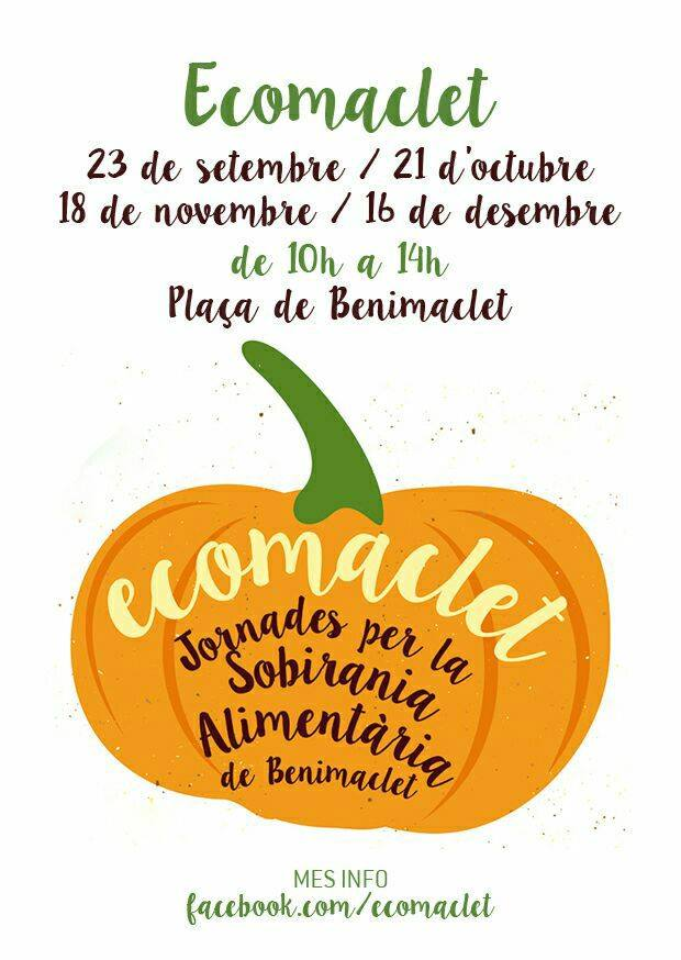 Ecomaclet 2017